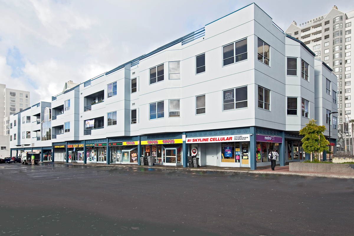 Fillmore Market Place – Restoration and Waterproofing Project 2012